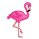 Mrs Aitken & Mrs Steward  - Flamingo